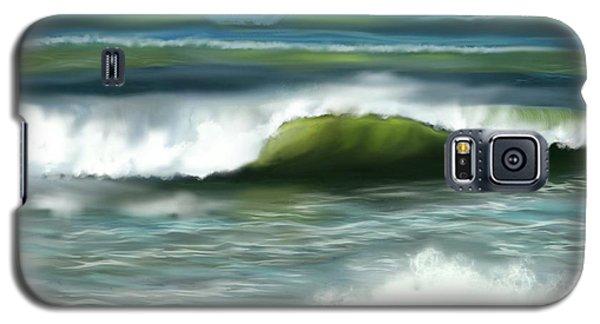 Perfect Day Galaxy S5 Case by Dawn Harrell
