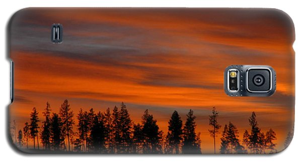 Perfect Evening Galaxy S5 Case by Greg Patzer