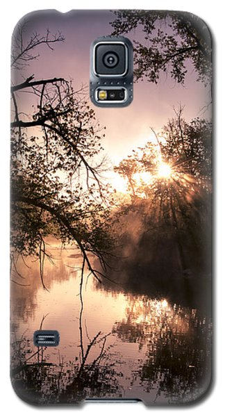 Galaxy S5 Case featuring the photograph Perfect Reflections by Annette Berglund