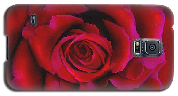Perfect Rose Galaxy S5 Case