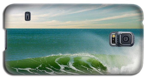 Perfect Wave Galaxy S5 Case