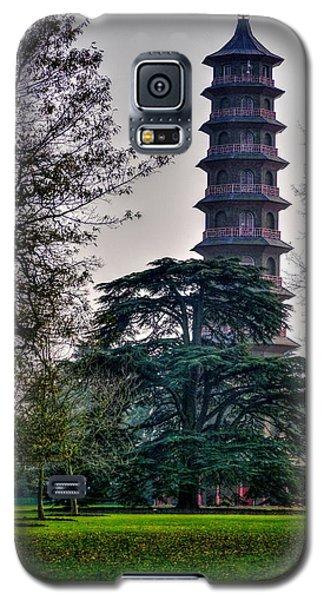 Pergoda Kew Gardens Galaxy S5 Case
