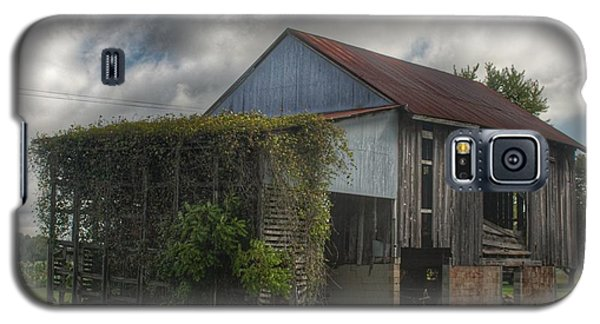 0038 - Pergola Barn Galaxy S5 Case