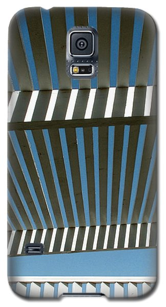 Pergola Bottom Galaxy S5 Case