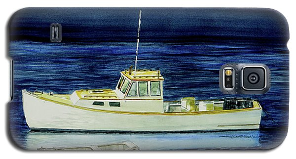Perkins Cove Lobster Boat And Skiff Galaxy S5 Case