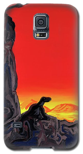 Permian Outpost Galaxy S5 Case