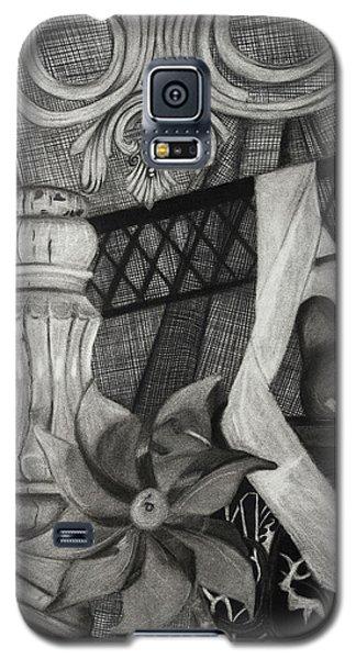 Perpeptual Pinwheel Galaxy S5 Case