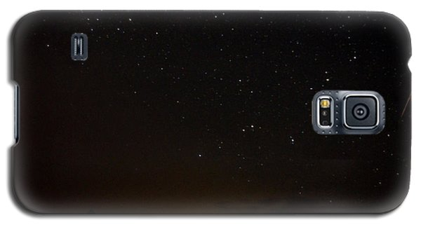 Perseid Meteor Shower Galaxy S5 Case