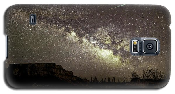 Perseids Milky Way Galaxy S5 Case