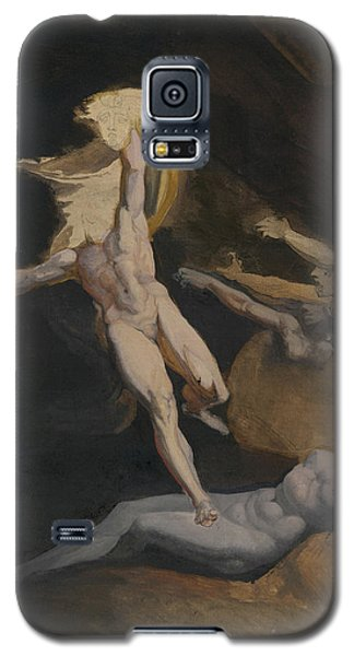 Gorgon Galaxy S5 Case - Perseus Slaying The Medusa by Henry Fuseli