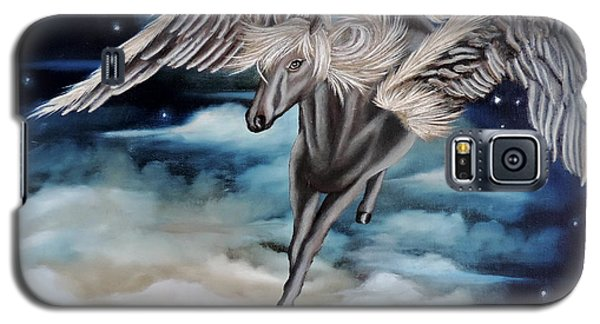 Perseus The Pegasus Galaxy S5 Case by Dianna Lewis