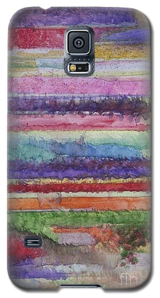 Galaxy S5 Case featuring the painting Perspective by Jacqueline Athmann