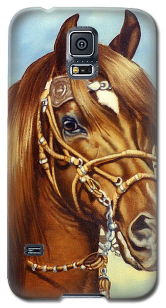 Peruvian Beauty Galaxy S5 Case