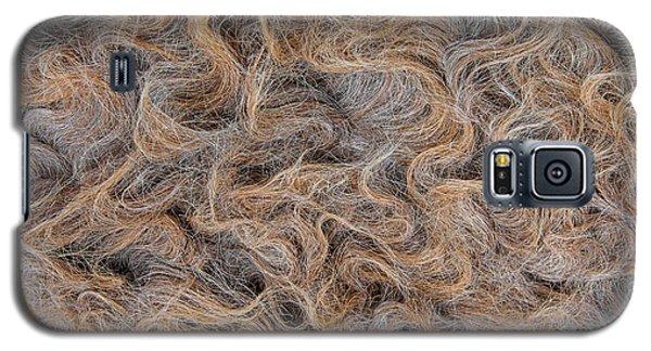 Peruvian Burro Curls Galaxy S5 Case