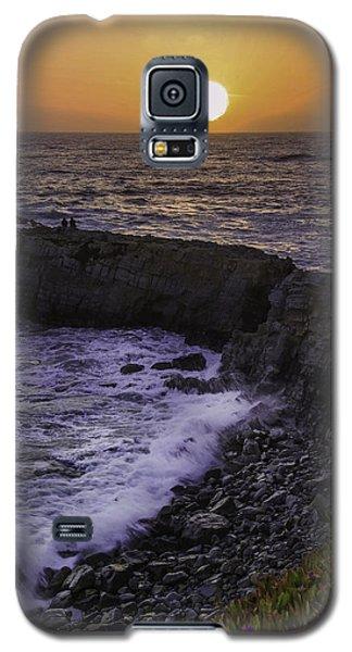 Pescadero Sunset Galaxy S5 Case