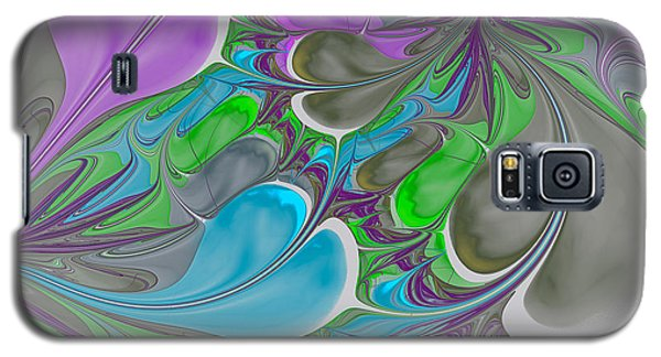Petal Garden Galaxy S5 Case
