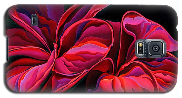 Petal Pageant  Galaxy S5 Case