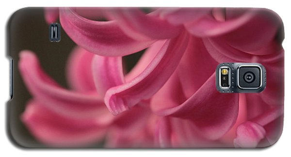 Galaxy S5 Case featuring the photograph Petal Pointing  by Connie Handscomb