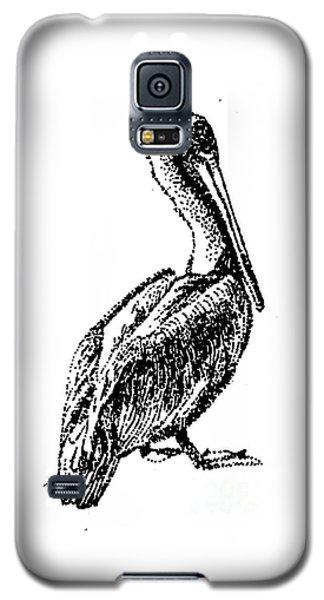 Pete The Pelican Galaxy S5 Case