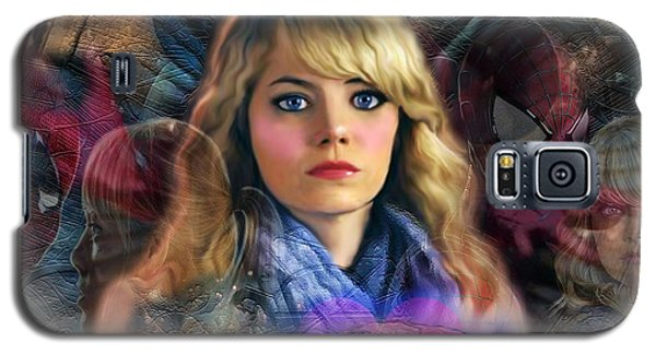 Peter Parker's Haunting Memories Of Gwen Stacy Galaxy S5 Case
