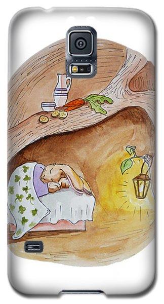 Peter Rabbit  Galaxy S5 Case by Irina Sztukowski
