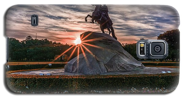 Peter Rides At Dawn Galaxy S5 Case