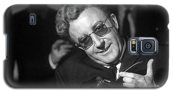 Peter Sellers As Dr. Strangelove Number One Color Added 2016 Galaxy S5 Case