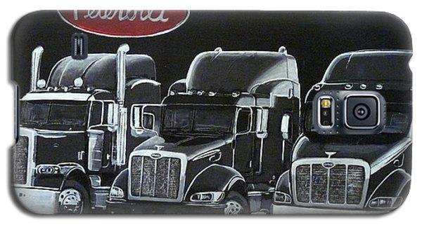 Peterbilt Trucks Galaxy S5 Case