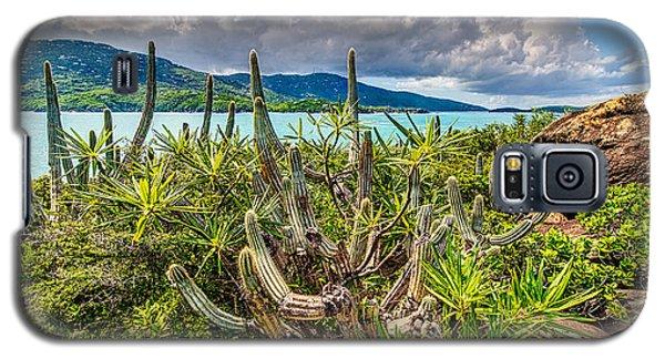 Peterborg Cactus Galaxy S5 Case