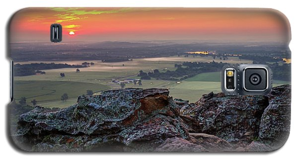 Petit Jean Sunrise Galaxy S5 Case