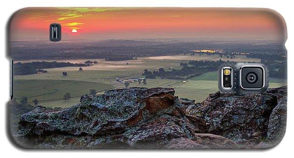 Petit Jean Sunrise Galaxy S5 Case