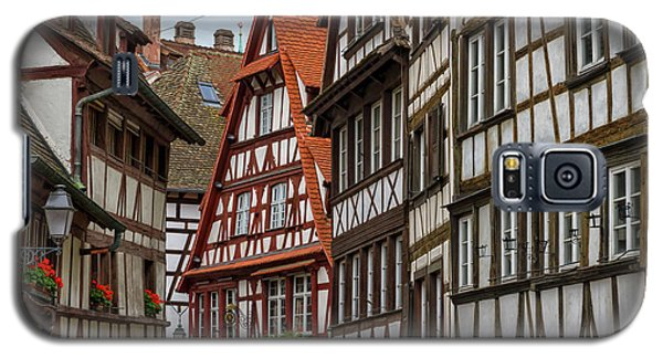 Petite France Houses, Strasbourg Galaxy S5 Case