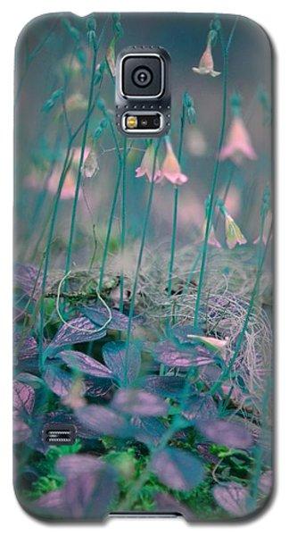 Petites Fleurs Galaxy S5 Case
