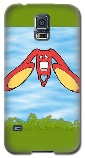 Petontas Galaxy S5 Case by Uncle J's Monsters
