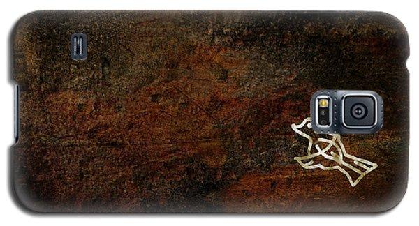 Petroglyph 5 Galaxy S5 Case