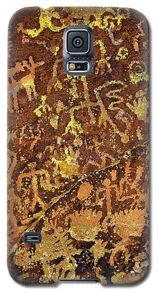 Petroglyph Records Galaxy S5 Case