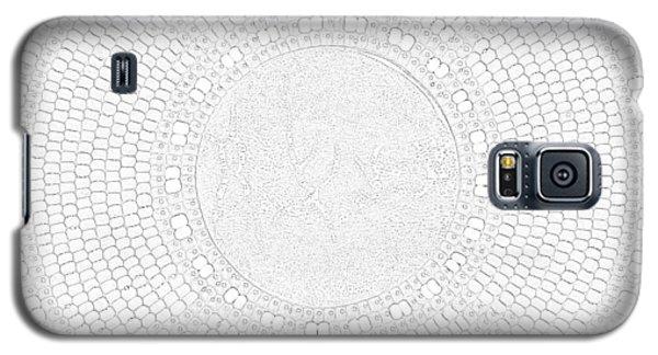 Petrograph Turtle-2 Galaxy S5 Case