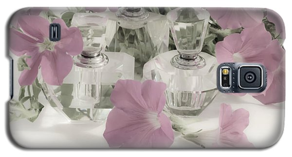Petunias And Perfume - Soft Galaxy S5 Case
