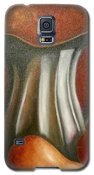 Pewter Reflections  Galaxy S5 Case by Susan Dehlinger