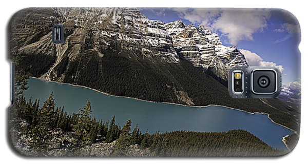 Peyto Lake Galaxy S5 Case by John Gilbert