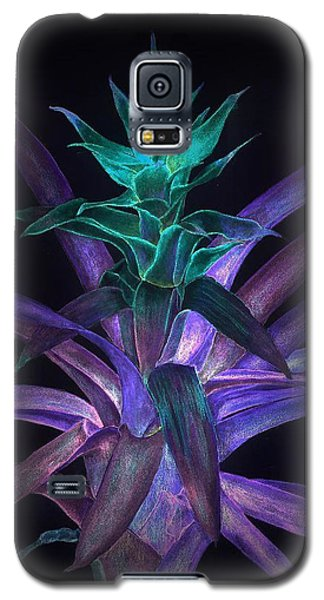 Phantom Bromeliad Galaxy S5 Case