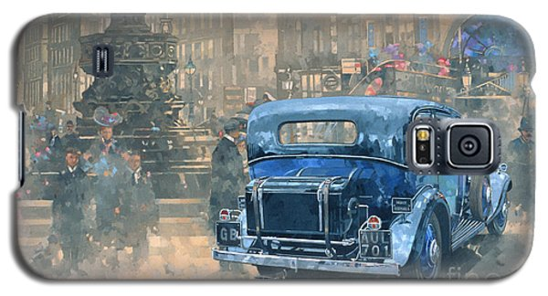 Car Galaxy S5 Case - Phantom In Piccadilly  by Peter Miller