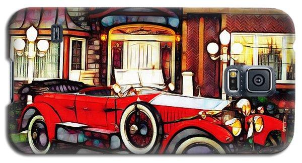 Phantom Rolls Royce 1935 Galaxy S5 Case by Mario Carini