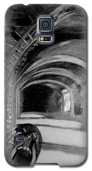 Phantom Scream Galaxy S5 Case