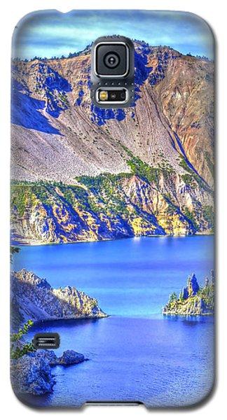 Phantom Ship Island Galaxy S5 Case