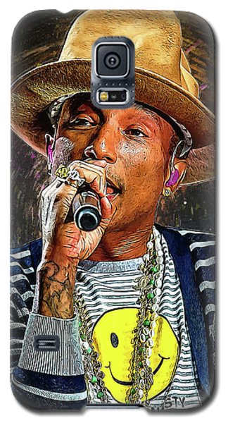 Pharrell Williams Galaxy S5 Case