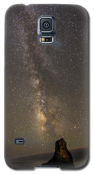Phases Of Matter Galaxy S5 Case