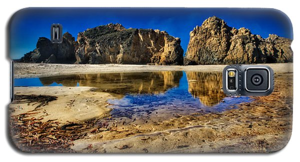 Galaxy S5 Case featuring the photograph Pheiffer Beach #15 - Big Sur, Ca by Jennifer Rondinelli Reilly - Fine Art Photography