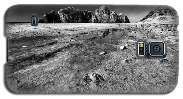 Galaxy S5 Case featuring the photograph Pheiffer Beach -keyhole Rock #17 Big Sur, Ca by Jennifer Rondinelli Reilly - Fine Art Photography