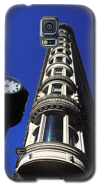 Galaxy S5 Case featuring the photograph Phelan Building In San Francisco by Carl Purcell